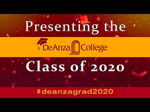 2020 Graduation Celebration Slideshow | De Anza College