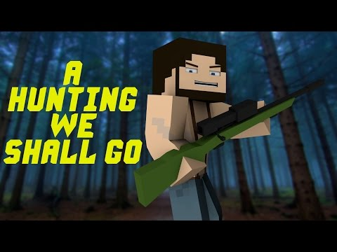 A Hunting we Shall Go!! Ep. 2 (Minecraft RolePlay)
