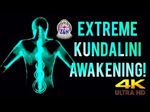 EXTREME KUNDALINI AWAKENING! WARNING! DO NOT USE IF YOU ARE NOT READY! MEDITATION BINAURAL BEATS