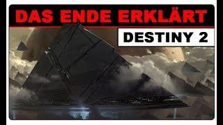 Destiny 2 - Das Ende der Story erklärt!