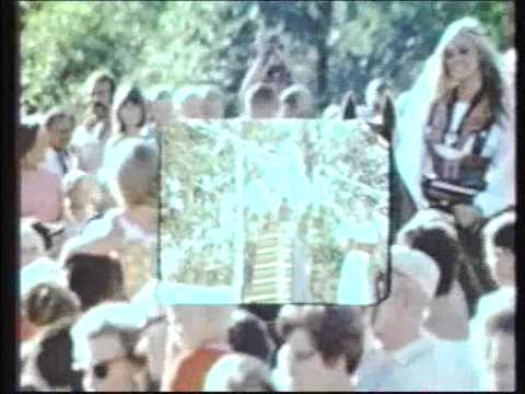 Lee Hazlewood - Cowboy in Sweden film (1970)