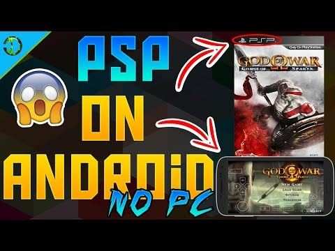 How To Play PSP Games On Android (Download PSP Games Without PC) EASY! (FULL TUTORIAL)
