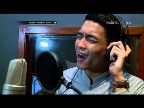 Taufik Effendi Jalani Proses Rekaman Lagu Untuk Pementasan Drama
