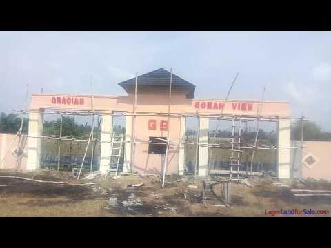 Land For Sale in Gracias Ocean View Ibeju Lekki Lagos Nigeria