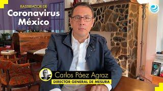 Rastreador de Coronavirus México: 12 de mayo de 2020
