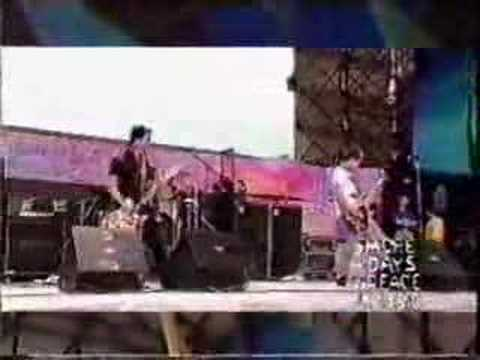 Green Day One of My Lies (Woodstock 1994)