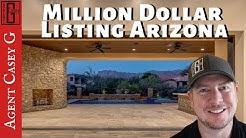 Million dollar Listing in Arizona - by a Gilbert AZ Realtor