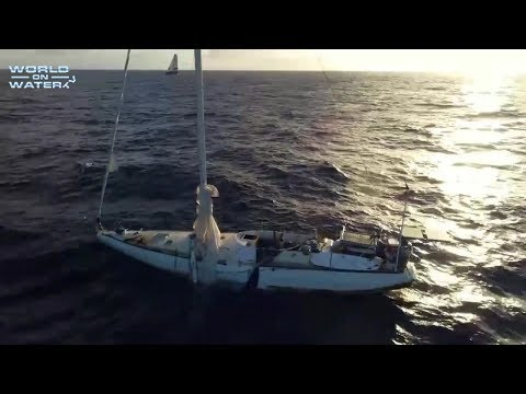 World on Water TV February 16 18 Ghost Yacht, Volvo Leg 6, R