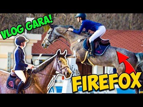 VLOG della mia GARA!!! Fire Fox ❤