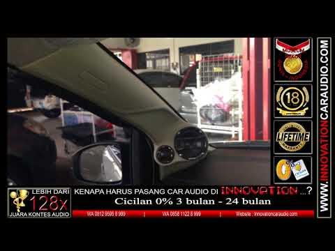 Paket audio mobil Brv | 1 hari pengerjaan | Innovation car audio Jakarta