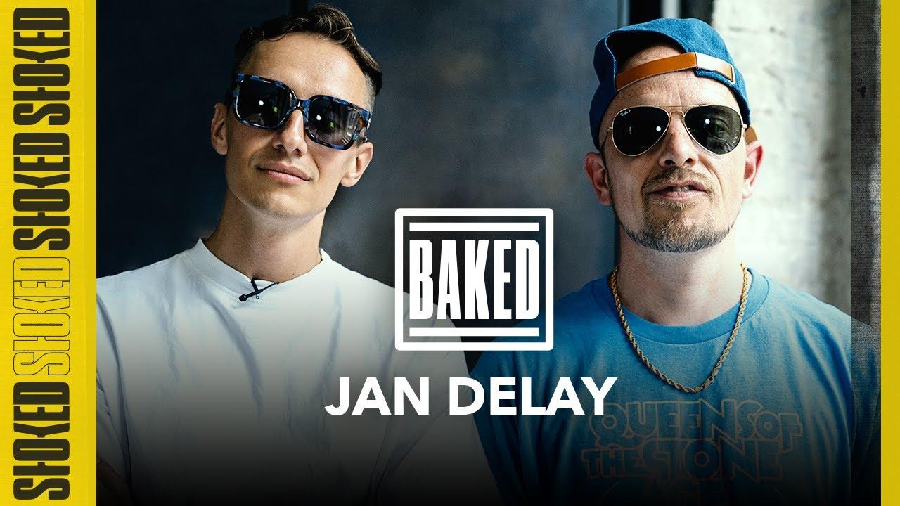 Download Jan Delay über Nestle, New Wave, Sexismus & Drogen im Rap   BAKED mit Marvin Game