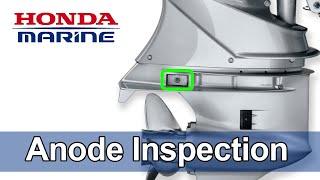 homepage tile video photo for Honda Marine DIY Anode Inspection