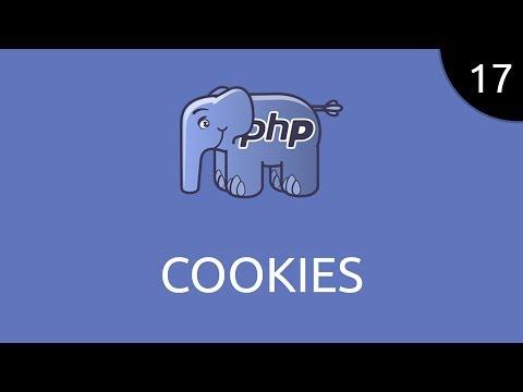 PHP #17 - cookies