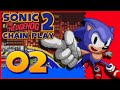 Chain Play: Sonic The Hedgehog 2 - Part 2 - Chemical Plant Zone video
