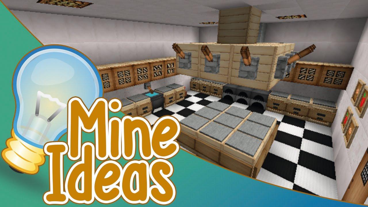 Bonito Pe Buenas Ideas De Cocina Minecraft Colección - Ideas de ...