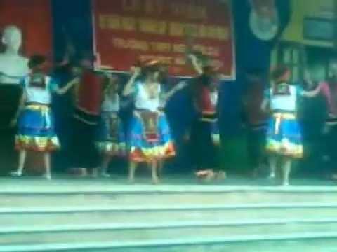 THPT Nguyễn Du-Nam Trực -Nam Định 2013(xuân về lớp 12G sáo mèo)