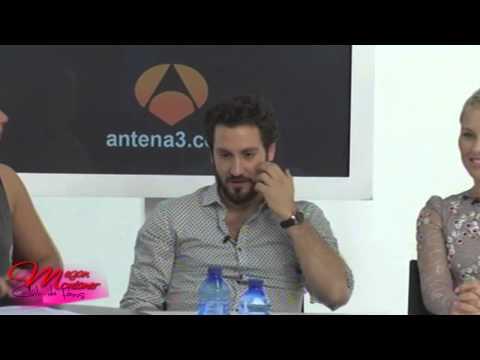Álex Gadea habla de Megan Montaner en el videoencuentro