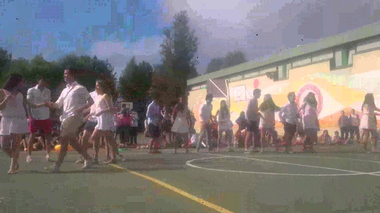 """Baile fin de curso 2014 """"Mamma mia!"""" 4º ESO - YouTube - photo#10"""
