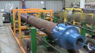 phased array pipe