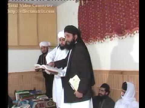 Munazra 28 / 36 Mufti Hanif Qureshi (suni) with Talib ur rahman (wahabi)