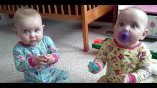 Funny babies - the best moments! Смешные дети - лучшие моменты!