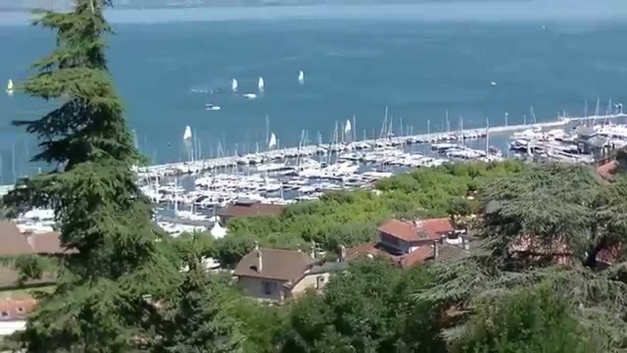 Ville de thonon les bains 2 4 youtube for Piscine de thonon