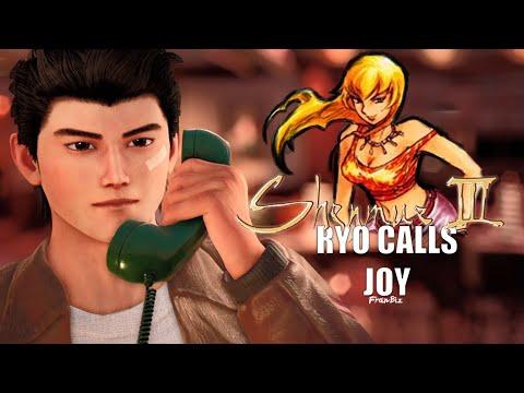 Ryo Calls Joy   Shenmue III  