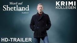 MORD AUF SHETLAND - Staffel 3 - Trailer deutsch [HD] || KrimiKollegen