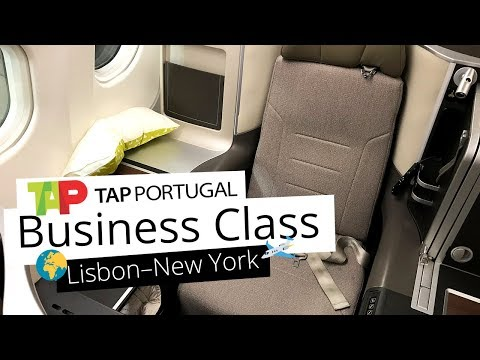 REVIEW: TAP Portugal Business Class from Lisbon to New York