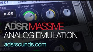 NI Massive Tutorial - Analog Circuit Emulation