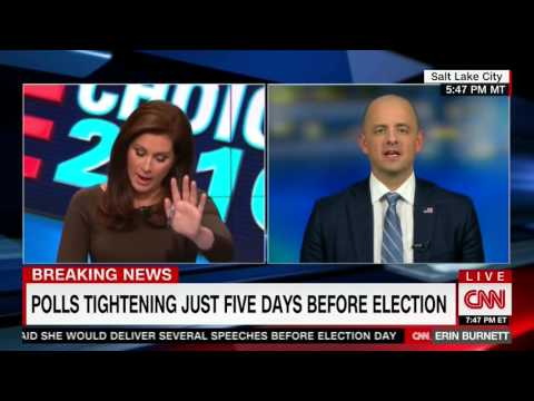 Evan McMullin on CNN: We Can Stop Hillary and Trump
