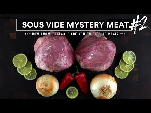 MYSTERY MEAT Experiment #2 | How knowledgeable are you?