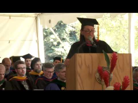 Margaret Hamburg, MD Stanford School of Medicine Graduation Address 2012