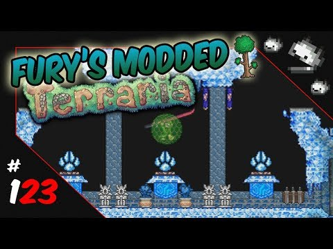 Fury's Modded Terraria | 123 - The Frozen Fortress