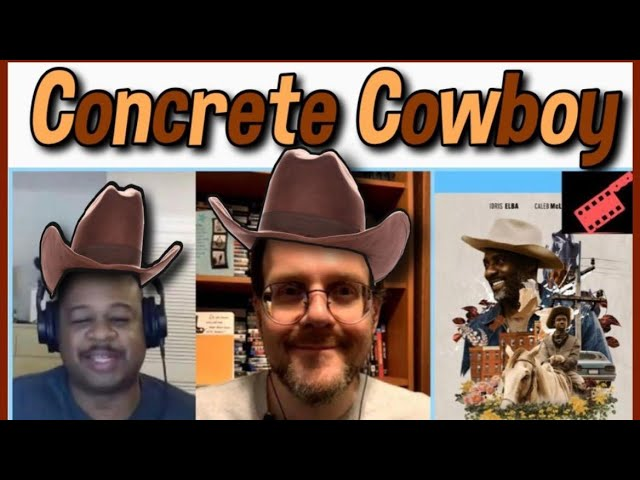 Concrete Cowboy Review (2021 Film) | Netflix Movie Review | SacTown Movie Buffs