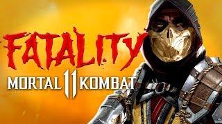 Baixar Mortal Kombat 11 - Todos os FATALITIES revelados ate agora, Scorpion, Sub Zero e MAIS