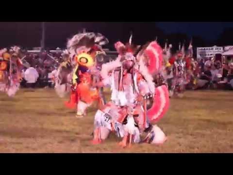 Fancy Dance Battle: Henry McClellan Fancy Dance Special Sac and Fox Powwow 2014