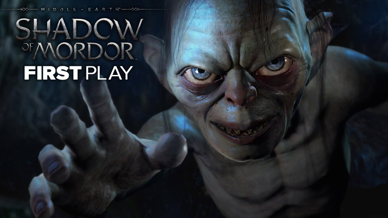 First Play: Middle-earth: Shadow of Mordor