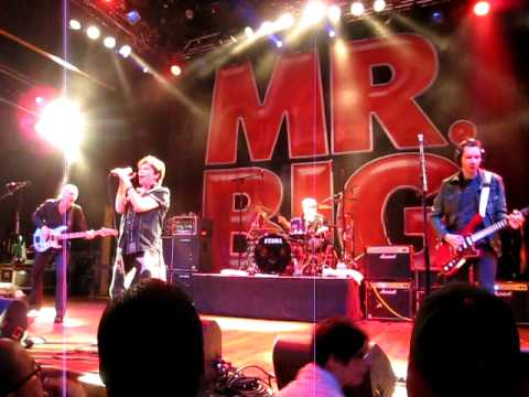 "Mr.Big ""Undertow"""