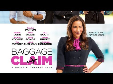 "Vlog: ""Baggage Claim"" Review/Rant"
