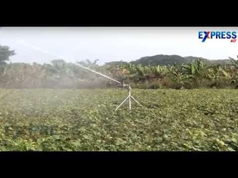 Rain Gun Irrigation system for crops -...
