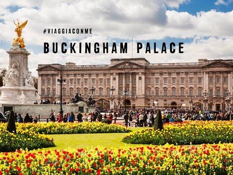 Londra, Buckingham Palace - #VIAGGIACONME