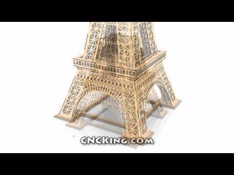 Eiffel Tower: Design Evolution (1080HD)