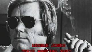 "GEORGE JONES - ""THIS WANTING YOU"""