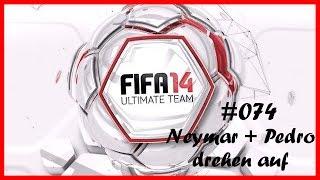 FIFA 14 Ultimate Team - Folge #074 - Pedro und Neymar als Duo