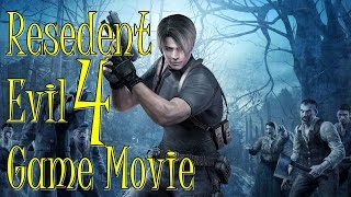 Resedent Evil 4 game movie *Found Spain!