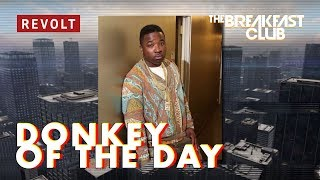 Troy Ave | Donkey Of The Day