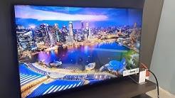 "SAMSUNG Crystal UHD 65"" TU8000 4K Flat Smart TV (2020)"