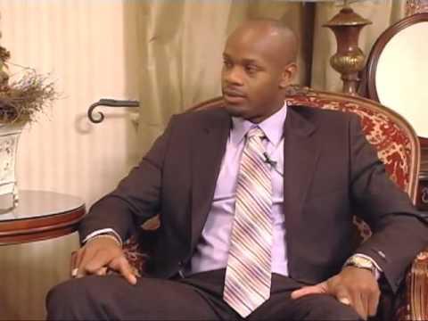 Asafa Powell Spotlight on CLMTV, 2008