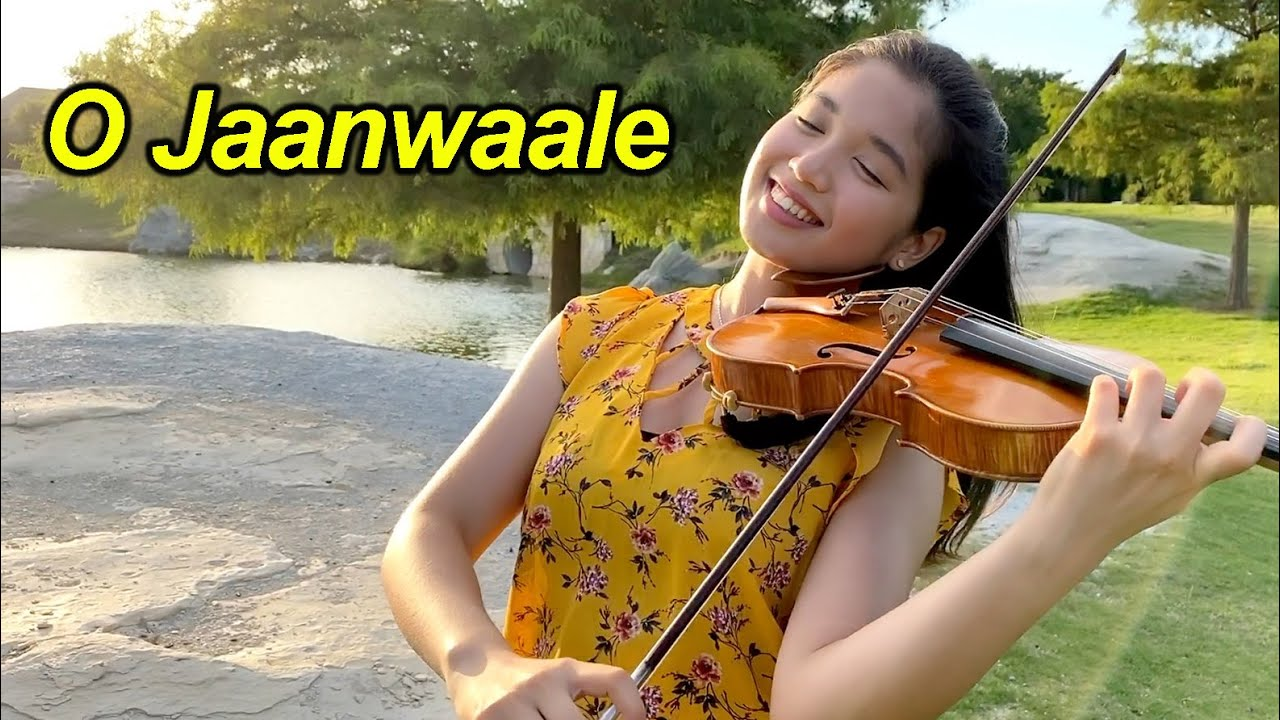 O JaanWale - Clarissa Tamara - Violin Cover